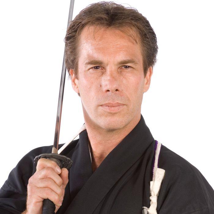 Shihan Dana Abbott Swordsman